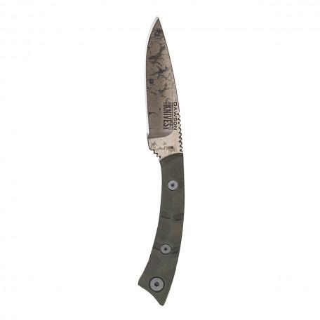 Dawson Knives Mod. Angler OD Green G10 CPM-3V